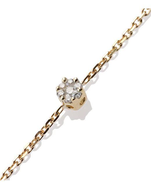 RedLine   Yellow Diamond Illusion Chain Bracelet   Lyst
