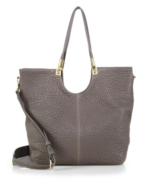 Elizabeth and James | Gray Cynnie Convertible Tote | Lyst