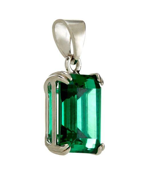 Carat* | Green 1.5ct Solitaire Pendant | Lyst