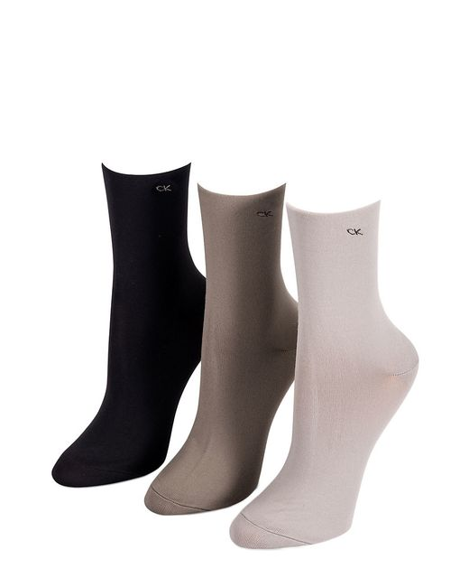 Calvin Klein | Brown 5-pack Crew Socks | Lyst