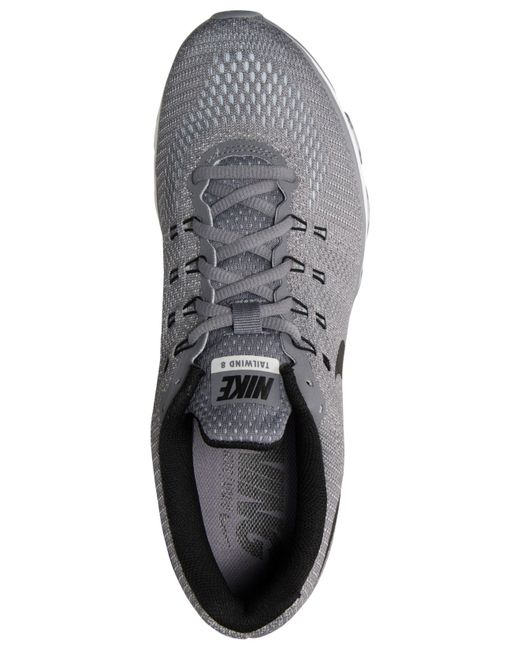 4aee64d78a Nike Men's Air Max Tailwind 8 Running Sneakers From Finish Line in Gray for  Men (COOL GREY/BLACK/PURE PLAT) | Lyst
