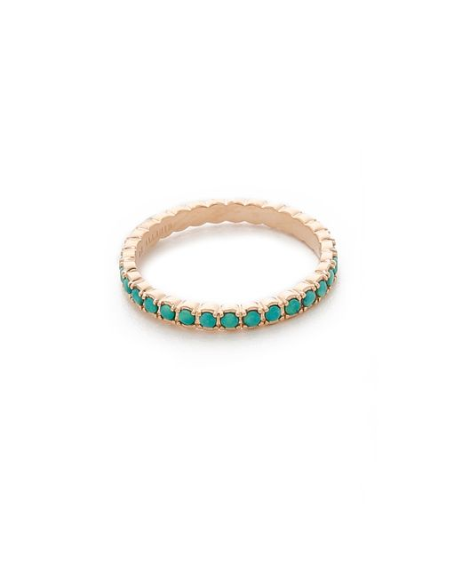 Ginette NY | Blue Fall Sky Ring | Lyst