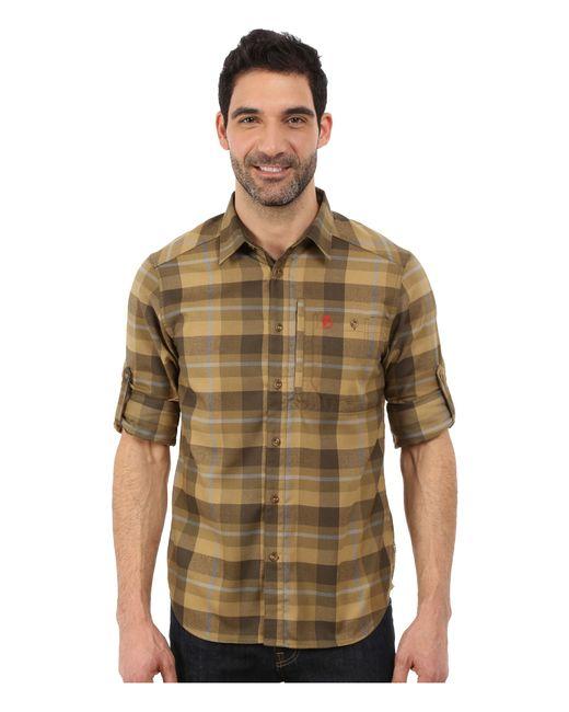 Fjallraven | Green Fjallglim Shirt for Men | Lyst