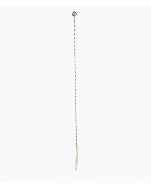 Still House | Metallic Vesa Earring - Single | Lyst