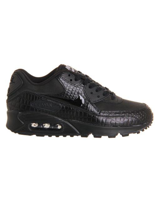 Nike | Black Roshe One Sneakers | Lyst