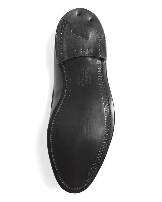 Brooks Brothers | Black Tassel Loafers for Men | Lyst