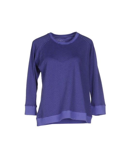 Helly Hansen | Purple T-shirt | Lyst