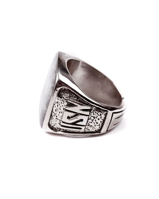 Lulu Frost | Metallic George Frost G. Frost Usn Sweetheart Ring for Men | Lyst