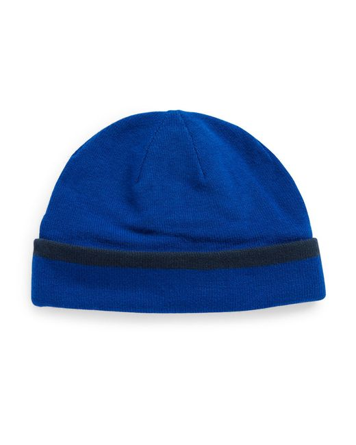 Under Armour | Blue Lined Cuff Beanie for Men | Lyst