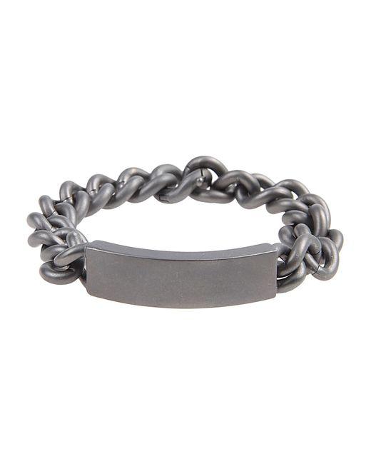 Maison Margiela | Gray Bracelet for Men | Lyst