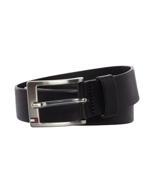Tommy Hilfiger | Black New Aly Belt for Men | Lyst