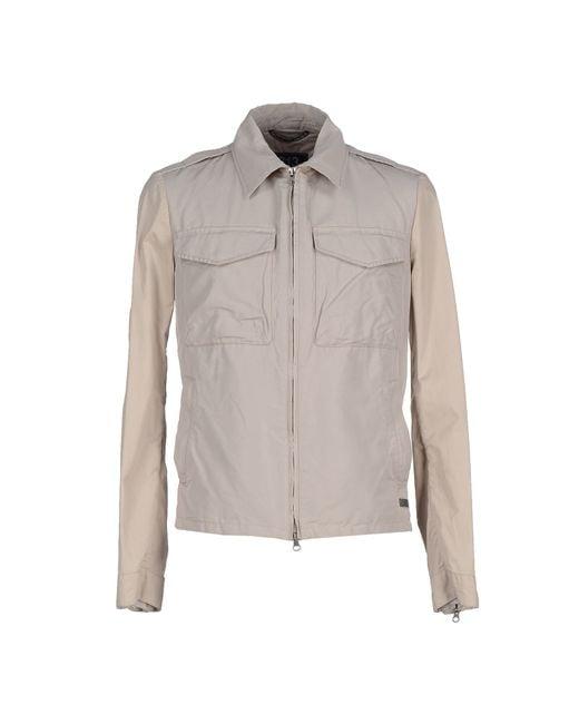 313 Tre Uno Tre   Natural Jacket for Men   Lyst