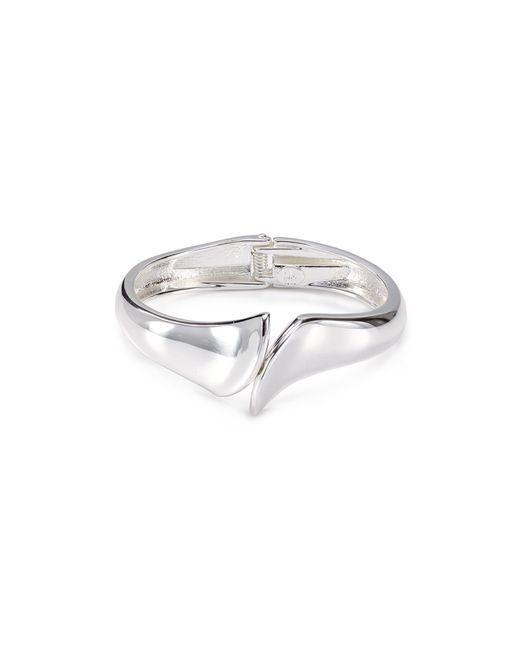 Robert Lee Morris | Metallic Angular Cuff | Lyst