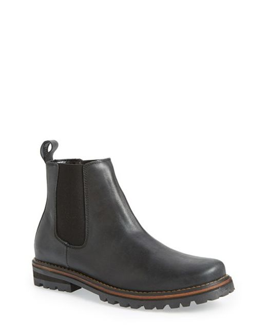Dr. Scholls | Black 'ripley' Chelsea Boot for Men | Lyst