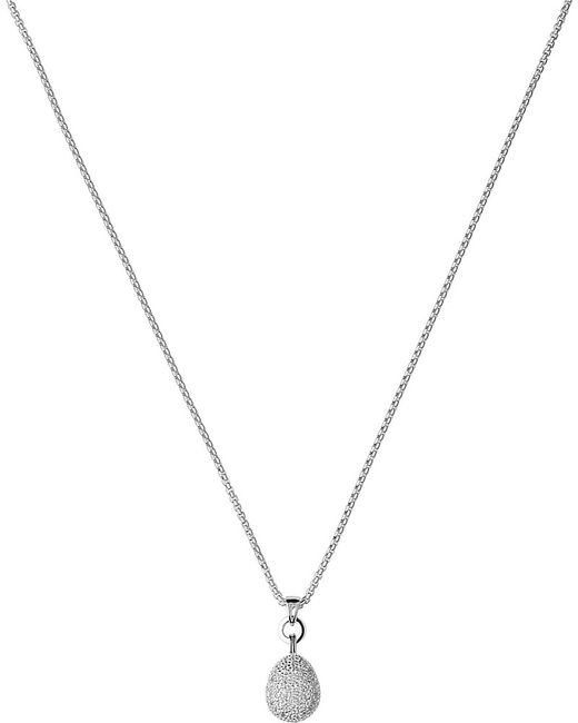 Links of London | Metallic Hope White Topaz Pendant Necklace | Lyst