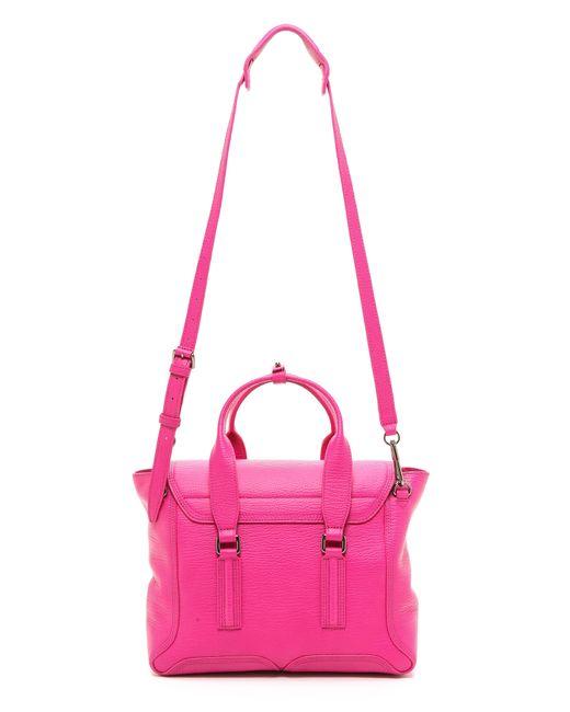 3.1 Phillip Lim | Pink Pashli Medium Satchel | Lyst
