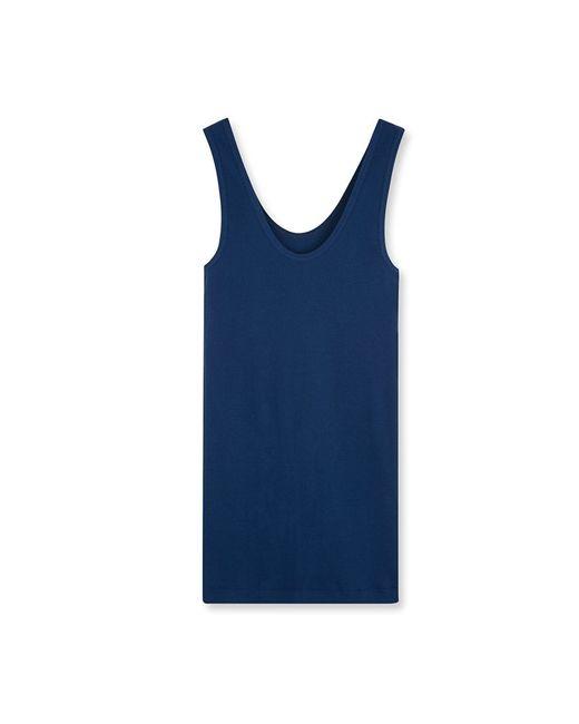 Petit Bateau   Blue Women's Tank Top In Ultra Light Cotton   Lyst