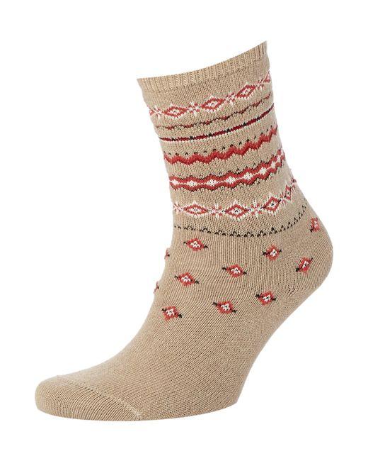 Falke | Natural Norwegian Ankle Socks | Lyst