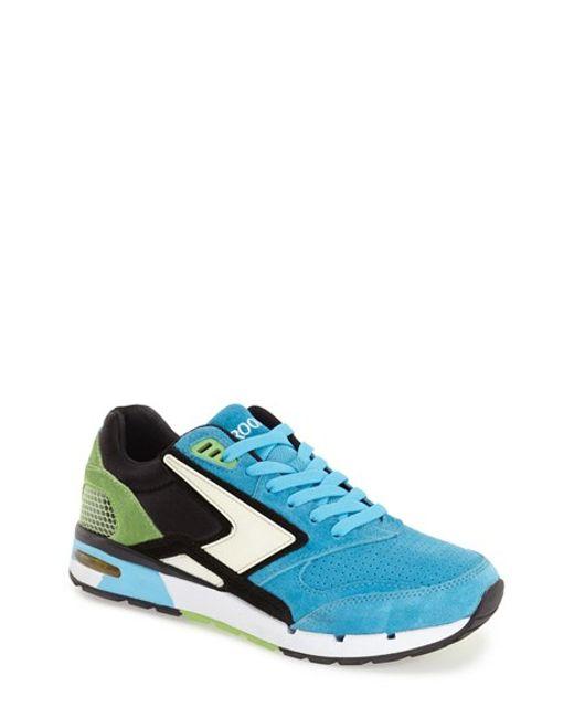 Brooks | Green 'Fusion' Sneaker for Men | Lyst