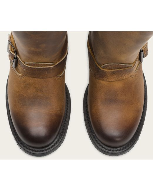 Frye | Brown Engineer 12r | Lyst