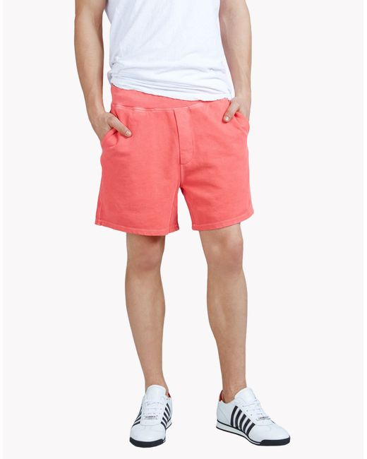 Dsquared² Sweatpants In Pink For Men (Coral) - Save 30%
