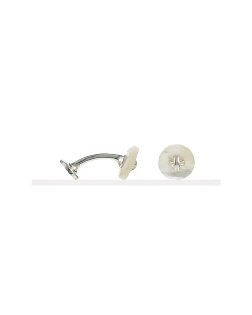 Ralph Lauren | White Mother-Of-Pearl Cuff Links for Men | Lyst
