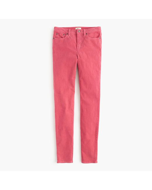 J.Crew | Pink Tall Lookout Cord | Lyst
