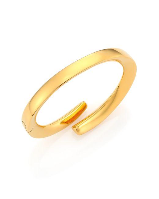 Maiyet | Metallic Horn Skinny Bangle Bracelet | Lyst