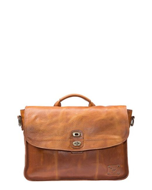Will Leather Goods | Brown 'kent' Messenger Bag for Men | Lyst