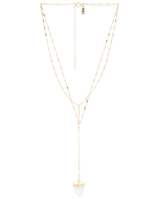 Natalie B. Jewelry | Metallic Lost & Found Necklace | Lyst
