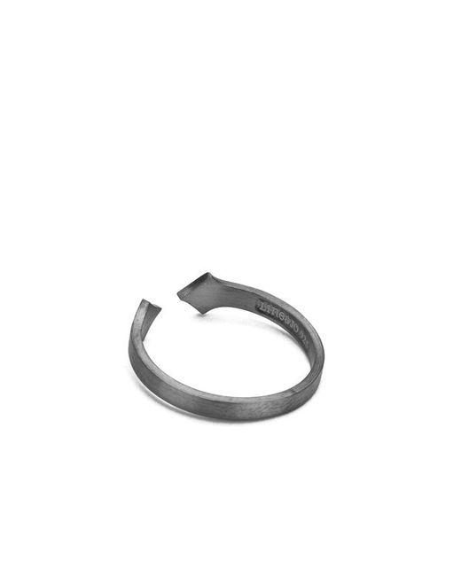 Line & Jo | Gray Women's Miss Raford Sterling Silver Arrow Ring | Lyst