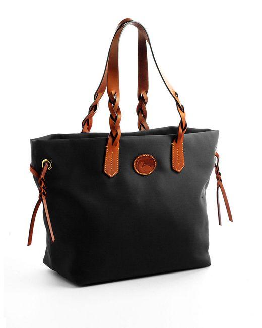 Dooney & Bourke | Brown Nylon Shopper | Lyst