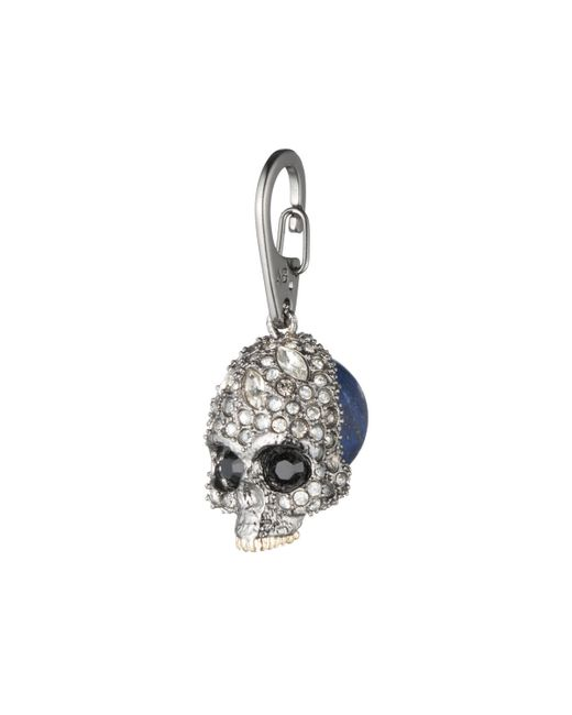 Alexis Bittar | Metallic Crystal Encrusted Skull Charm You Might Also Like | Lyst