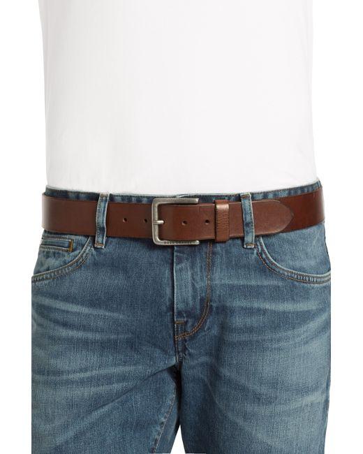 BOSS Orange   Brown 'jeek'   Leather Belt for Men   Lyst