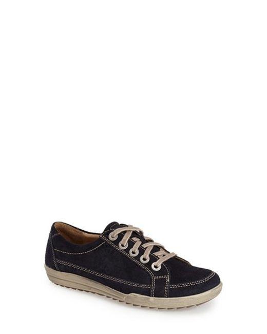 Josef Seibel | Blue 'dany 01' Low-cut Sneaker | Lyst