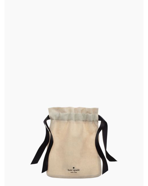 Kate Spade | Natural Bits & Baubles Jewelry Bag | Lyst