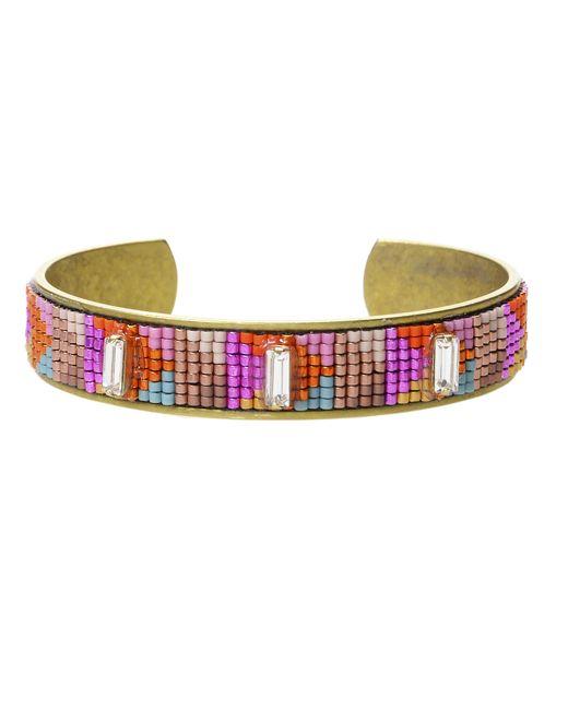 Jill Golden   Metallic Fractal Pink   Lyst