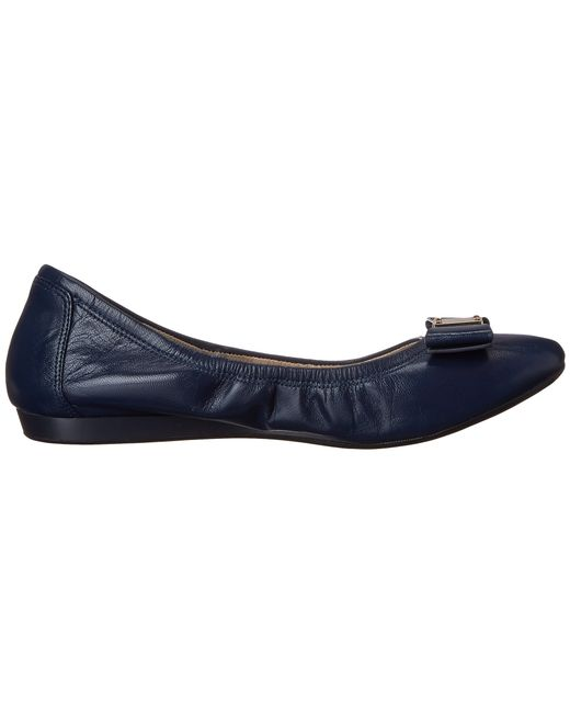 Cole Haan   Blue Tali Bow Ballet   Lyst