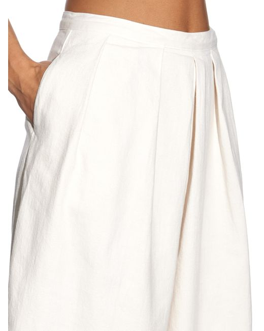 Rachel Comey | Natural Wayward Denim Culottes | Lyst