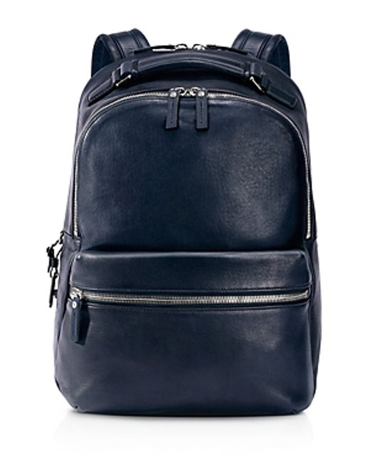 Shinola | Blue Runwell Backpack for Men | Lyst