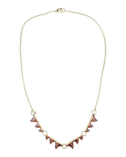 Dominic Jones | Metallic Necklace | Lyst