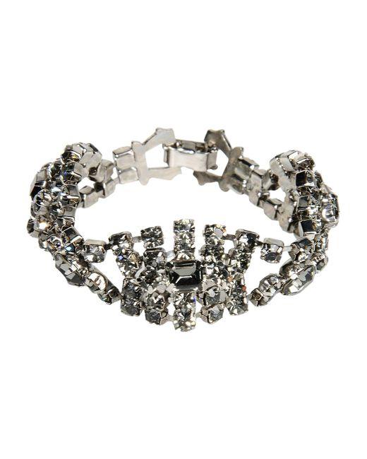 Tom Binns | Gray Bracelet | Lyst
