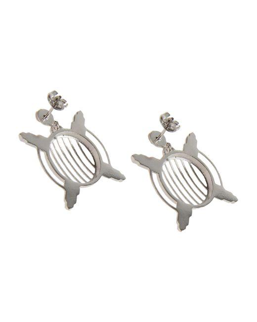 Heaven Tanudiredja | Metallic Earrings | Lyst