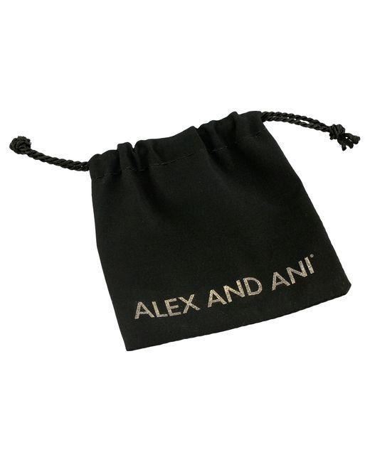 ALEX AND ANI | Metallic Nfl Atlanta Falcons Football Bangle | Lyst