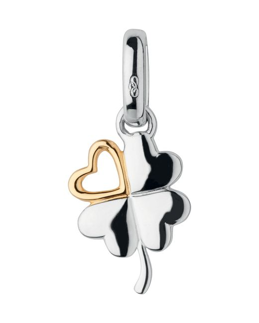 Links of London | Metallic Lucky In Love Charm | Lyst