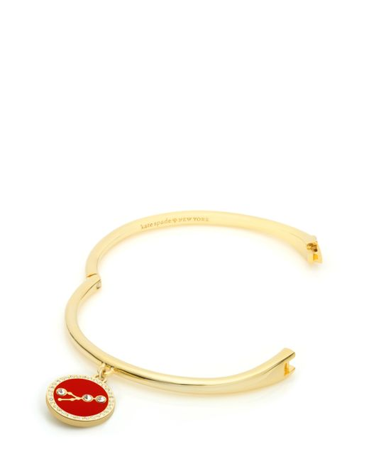 Kate Spade | Multicolor In The Stars Taurus Bangle | Lyst