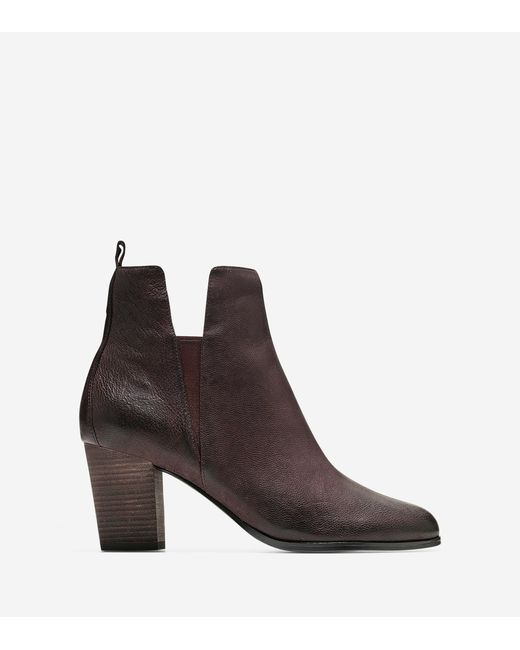 Cole Haan | Brown Cassidy Transitional Bootie (70mm) | Lyst