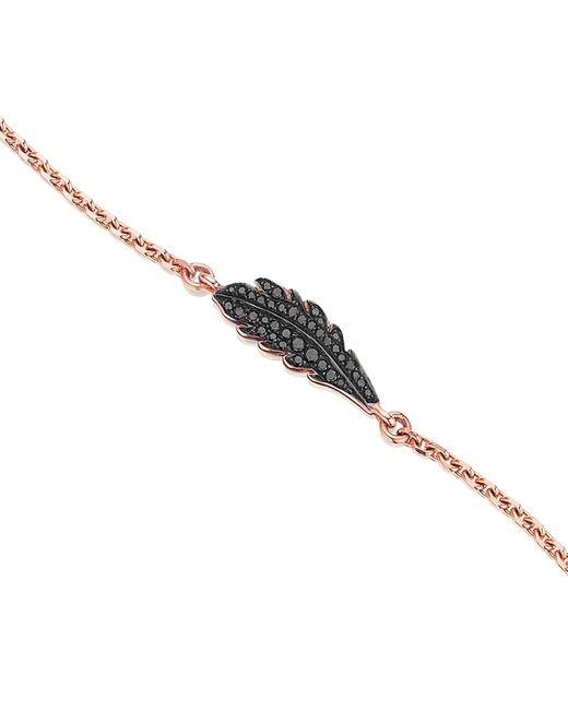 Mimi So   Pink Phoenix Black Diamond Bracelet   Lyst
