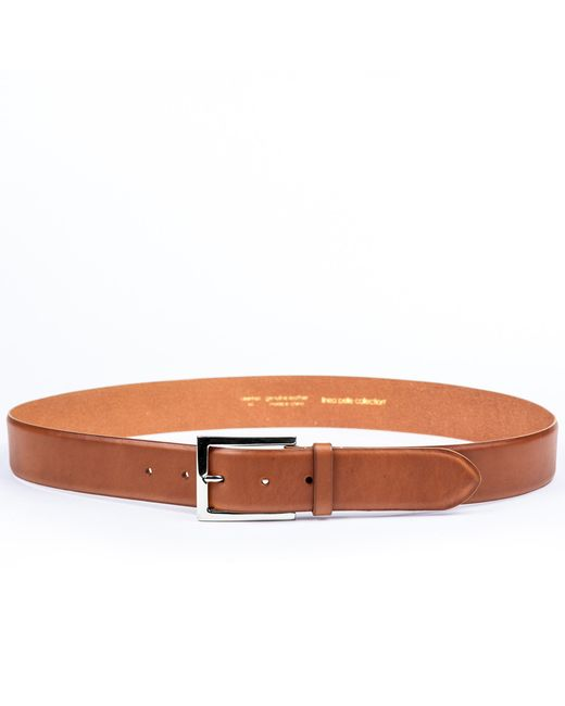 Linea Pelle | Brown Feather Edge Hip Belt | Lyst
