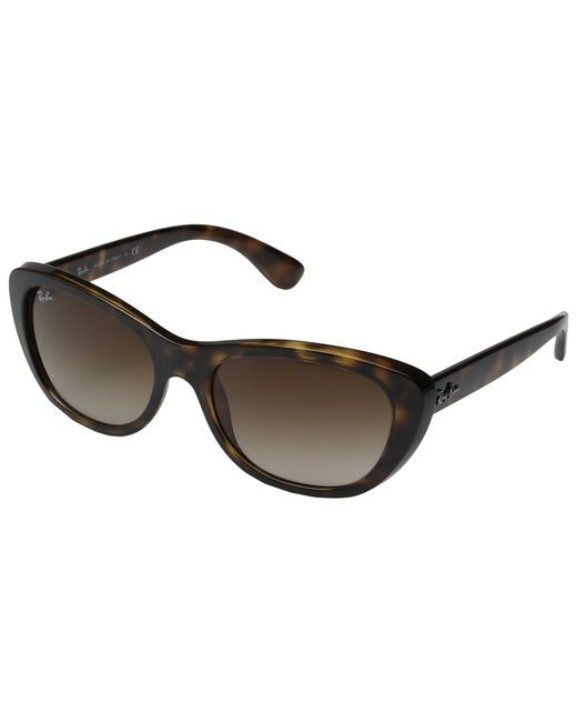 Ray-Ban | Brown Rb4227 55mm | Lyst